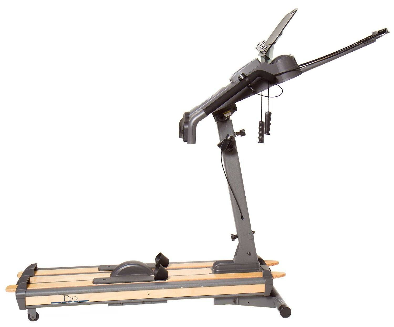 skier exercise machine