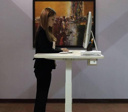Autonomous Desk Smart Sit Stand Desk 187 Fitness Gizmos