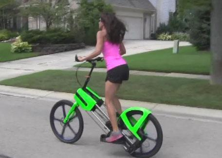 Strideride 9r Hybrid Stepper Cardio Bike 187 Fitness Gizmos