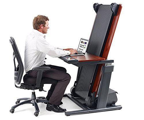 Nordictrack Treadmill Desk 187 Fitness Gizmos