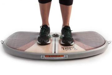 Steppie Balance Board For Standing Desks 187 Fitness Gizmos