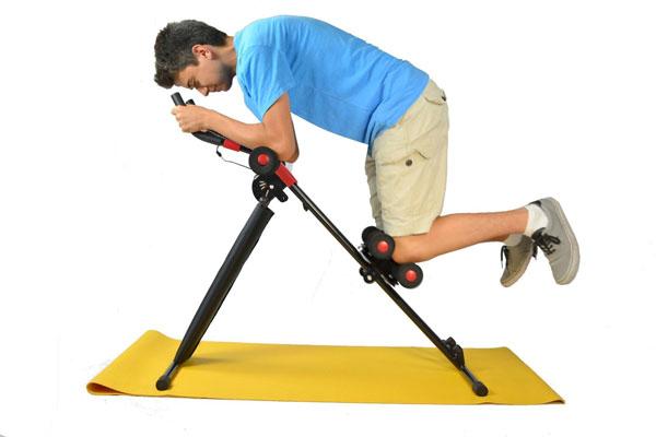 Power Plank Ab Cruncher 187 Fitness Gizmos