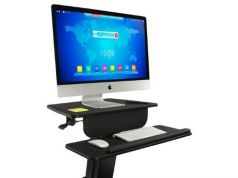 Stamina Wirk Linea Standup Workstation 187 Fitness Gizmos