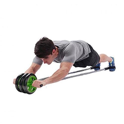 odoland 3 in 1 ab wheel roller fitness gizmos. Black Bedroom Furniture Sets. Home Design Ideas