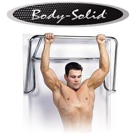 Body Solid Doorway Chin Up Pull Bar