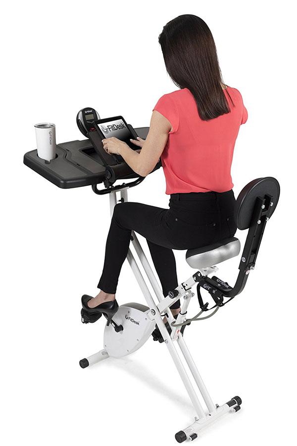Fitdesk 3 0 Desk Exercise Bike Work Amp Exercise 187 Fitness