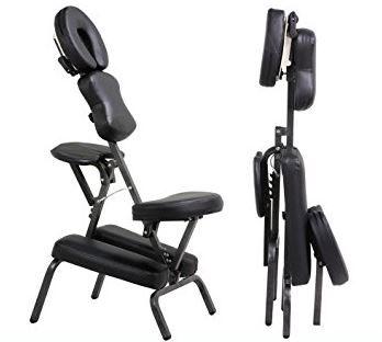 Go2buy Portable Pu Massage Chair 187 Fitness Gizmos
