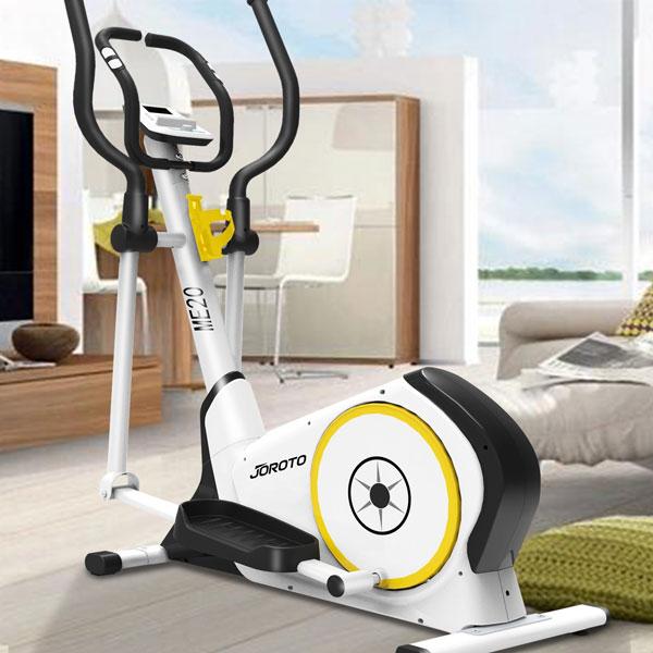 JOROTO ME20 Hybrid Elliptical Machine » Fitness Gizmos