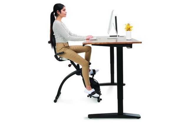 plans pace to ideas up while minutes regard get sitting of with every desk your at for exercises leg exercise