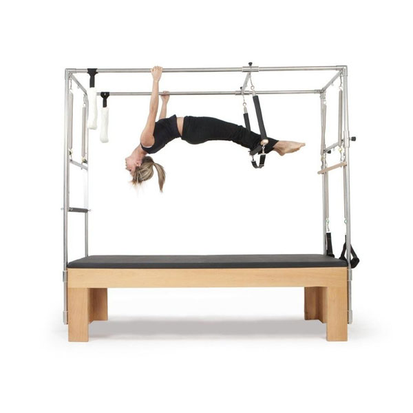 Pilates Pro Chair Tones Your Body Fitness Gizmos: Elina Pilates Cadillac Trainer » Fitness Gizmos