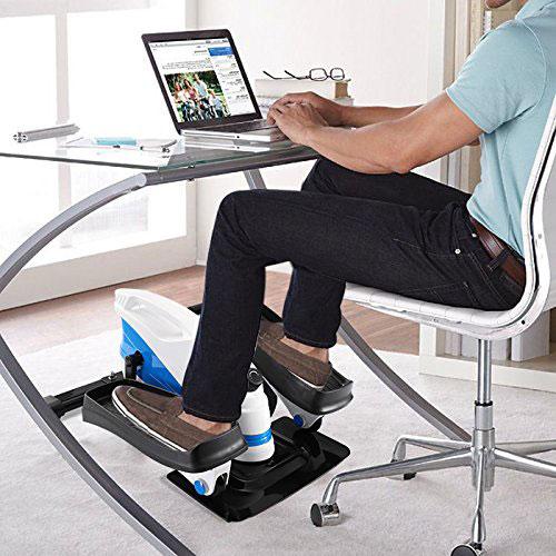 Ideer Under Desk Mini Stepper 187 Fitness Gizmos