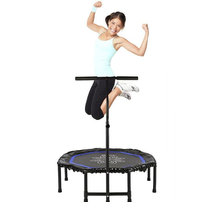 Xspec Exercise Trampoline » Fitness Gizmos