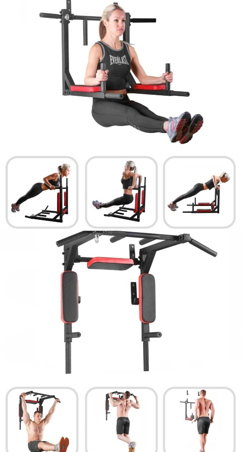 Bar2fit Wall Mounted Chip Up Bar 187 Fitness Gizmos