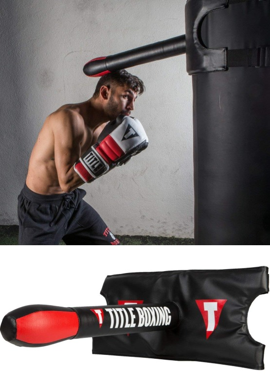 Title Boxing Heavy Bag Slip Stick Helps You Slip Punches