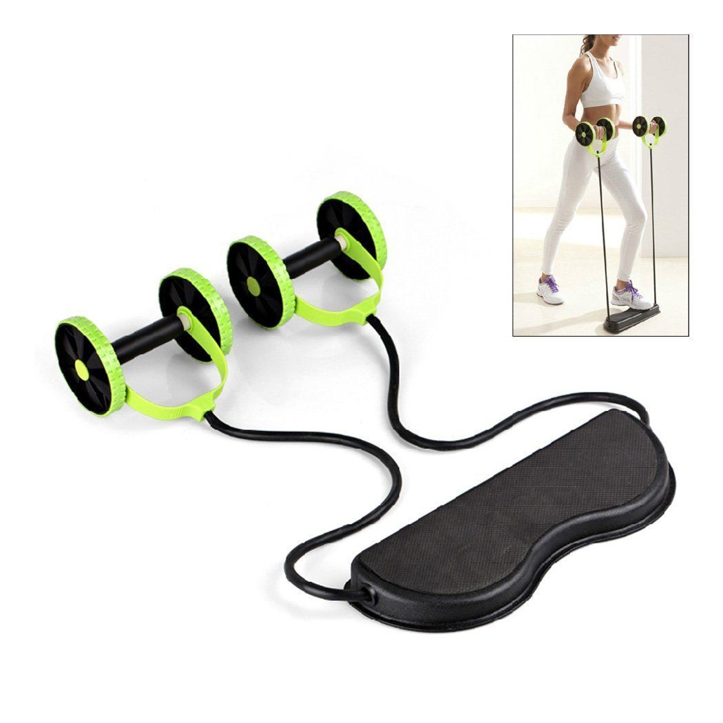 fitness pull rope system