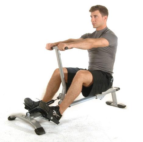 Stamina Inmotion Rower 187 Fitness Gizmos