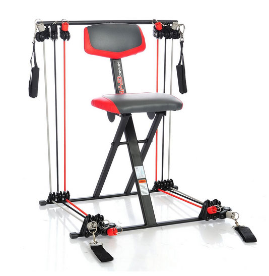 Pilates Pro Chair Tones Your Body Fitness Gizmos: Thane Nano Gym For Toning Your Body » Fitness Gizmos