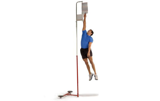 Vertec-Jump-Measuring-Device