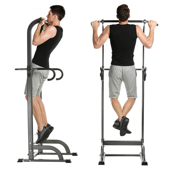 Ancheer-Adjustable-Power-Tower