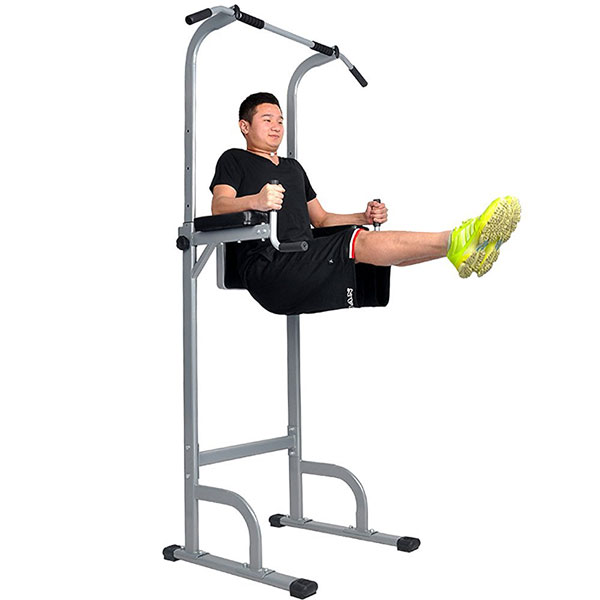 Docheer Adjustable Height Power Tower » Fitness Gizmos