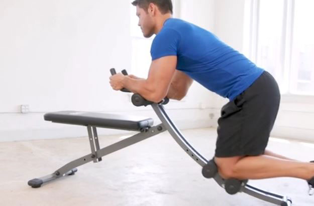 Stamina 3-in-1 Core Trainer » Fitness Gizmos