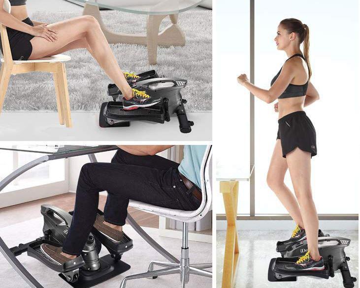 Ideer Under Desk Trainer 187 Fitness Gizmos