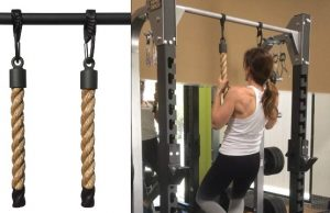 ancheer adjustable power tower » fitness gizmos